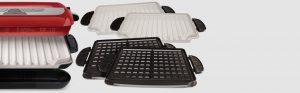 George Foreman's GRP4842R 3-in-1 Multi-Plate Evolve Grill 1