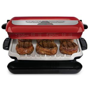 George Foreman's GRP4842R 3-in-1 Multi-Plate Evolve Grill 2