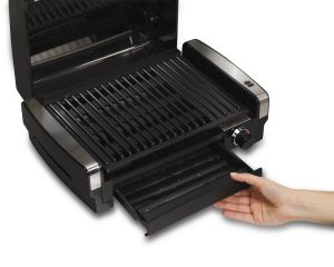 Hamilton Beach 25360 Indoor Flavor/Searing Grill 3