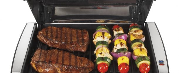 Hamilton Beach 25360 Indoor Flavor/Searing Grill 4