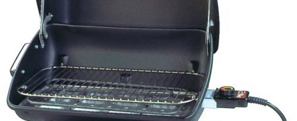 Easy Street Meco 9210 Portable Utility Tabletop Electric Grill