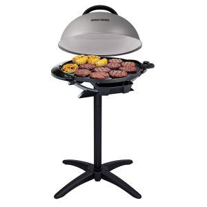 George Foreman GFO240S Indoor/Outdoor Electric Grill1