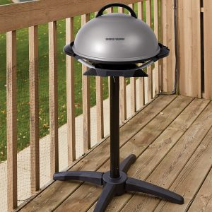 George Foreman GFO240S Indoor/Outdoor Electric Grill5