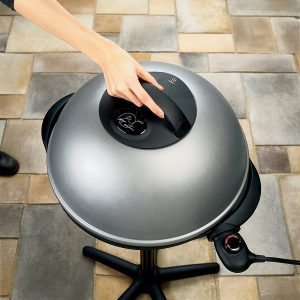 George Foreman GGR50B Indoor/Outdoor Grill2