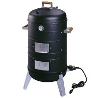 Southern Country Smoker Review: 2-in-1 Electric Water Smoker that converts into a Lock 'N Go Grill