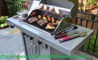 Food With Best 3 Burner Gas Grills